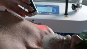 V medical laserterapia