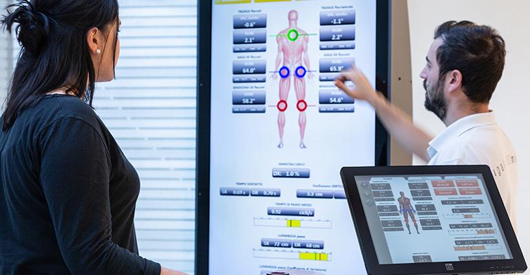 L'analisi posturale