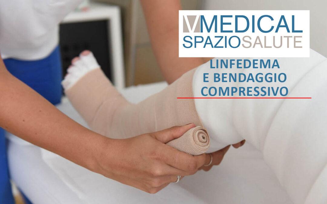Il Linfedema e il trattamento con Bendaggio Elastocompressivo